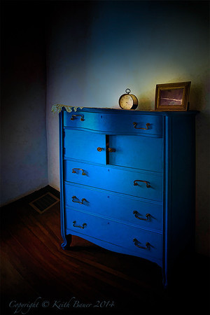The Dresser - From an old room in northern New Mexico